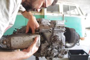 Fabien le mécanicien