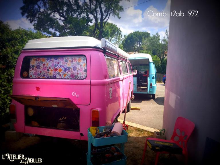Garage mobile pour véhicule anciens Montpellier - Lunel - Nîmes